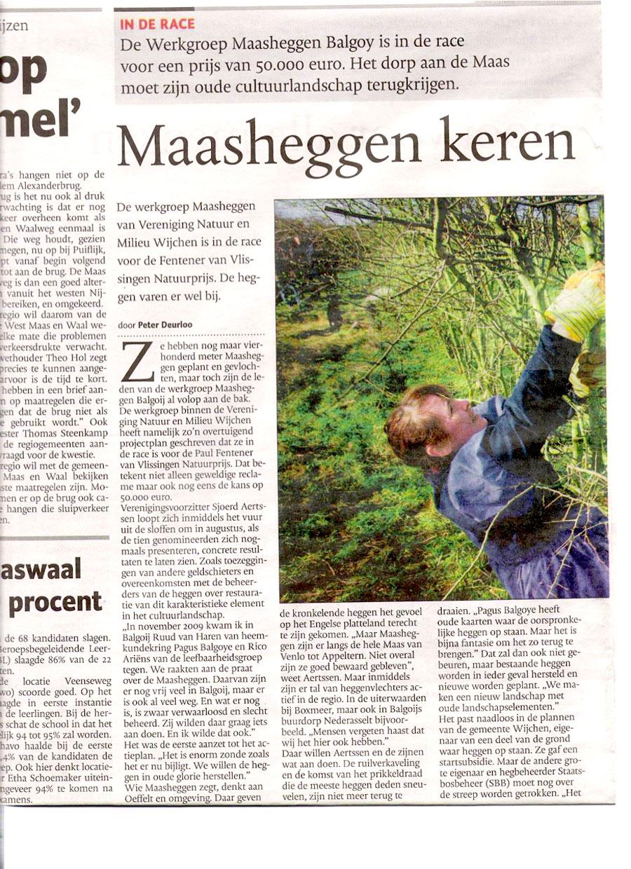 de gelderlander 18 juni 2010 - deel 1